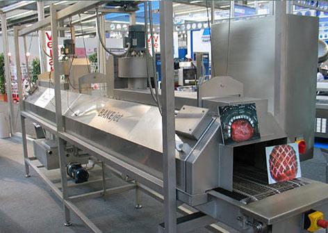Съоръжения за печене
